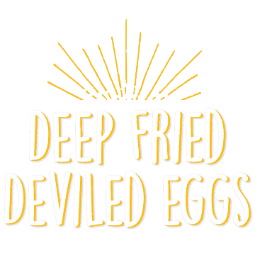 Scrambled Jake's Breakfast Co. Deep Fried Deviled Eggs